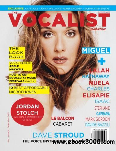 The Vocalist - Summer 2013 free download