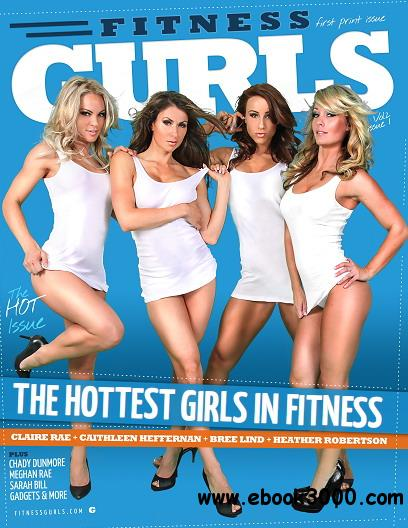 Fitness Curls Magazine Vol.2 Issue 1 free download