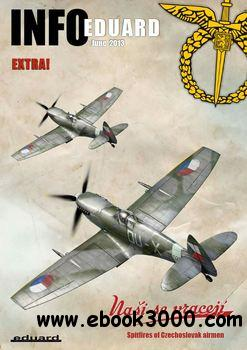 Spitfires of Czechoslovak Airman (Info Eduard Extra 2013-06) free download