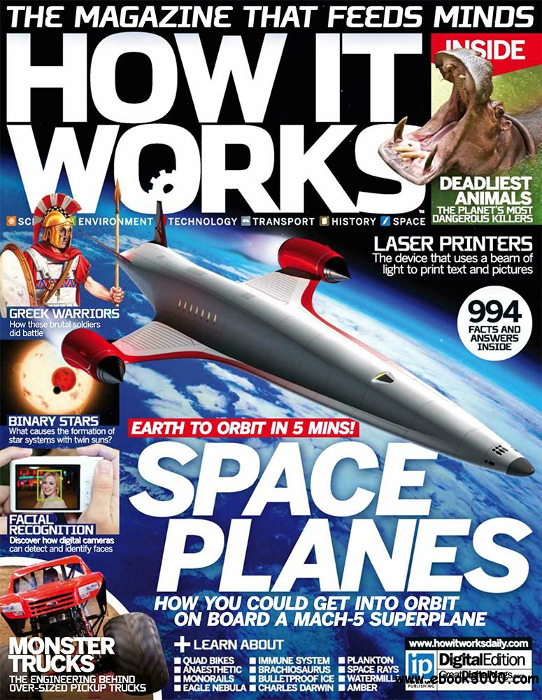 How It Works Issue 48 2013 (UK) free download