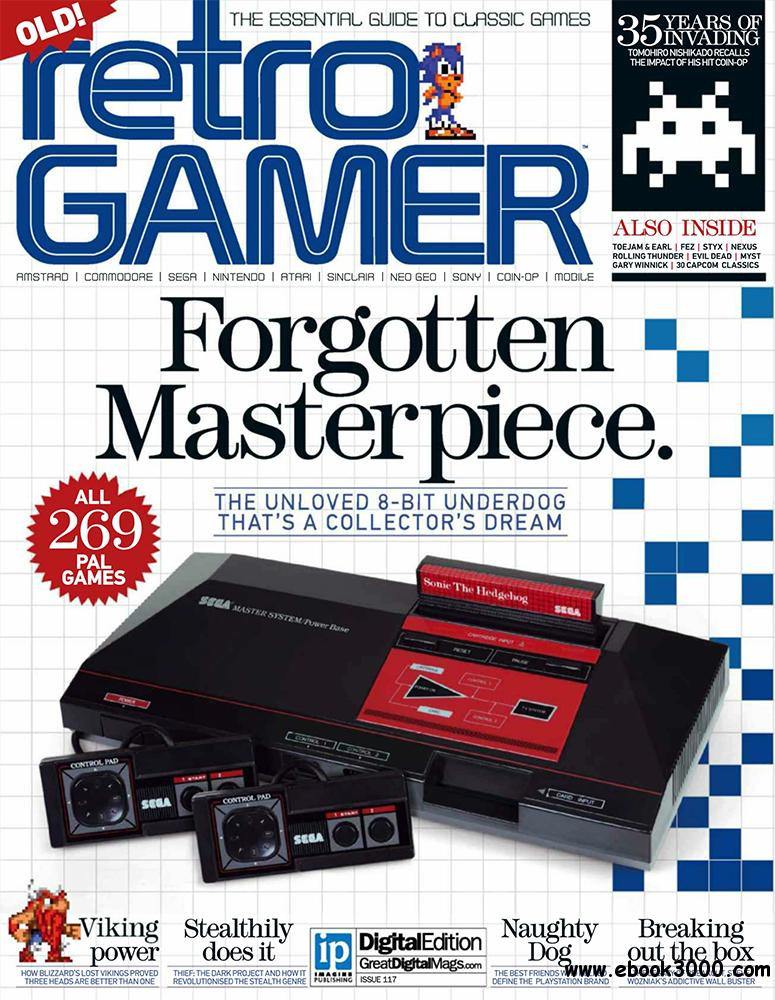 Retro Gamer Issue 117 2013 (UK) free download