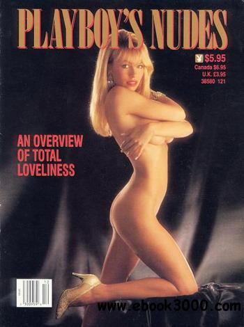 Playboy's Nudes December 1991 free download