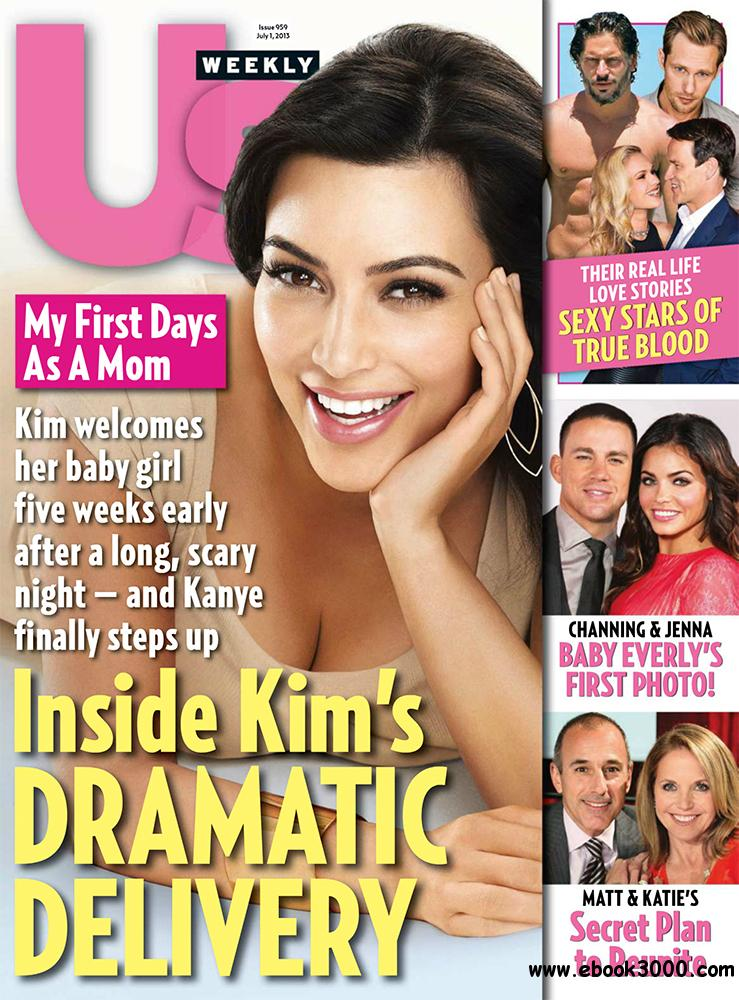 Us Weekly 1 July 2013 (USA) free download