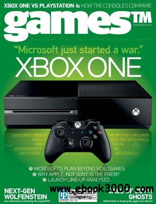 GamesTM - Issue 136, 2013 free download