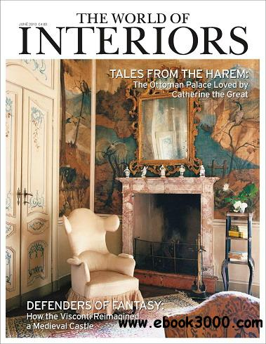 The World of Interiors Magazine June 2013 free download