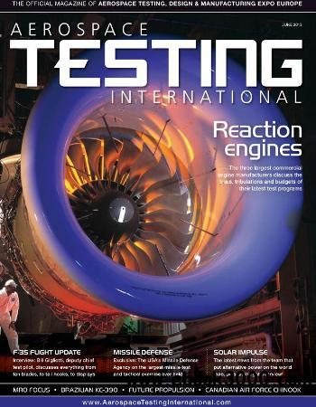 Aerospace Testing International - June 2013 free download