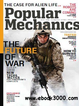 Popular Mechanics USA - July - August 2013 free download