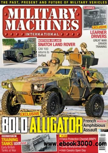 Military Machines International - July 2012 free download