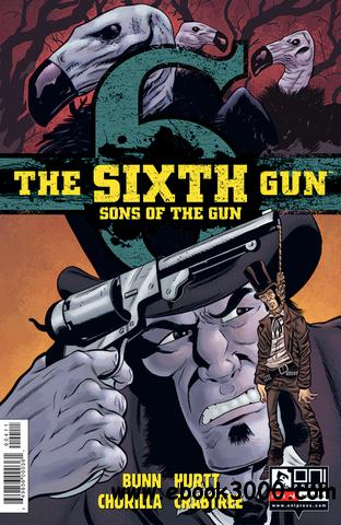 The Sixth Gun - Sons of the Gun 004 (of 05) (2013) free download