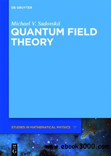 Quantum Field Theory free download