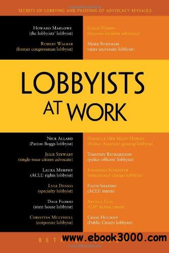 Lobbyists at Work free download