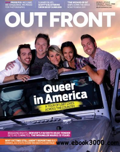 Out Front - Vol.37 Issue 6, 19 June 2013 free download