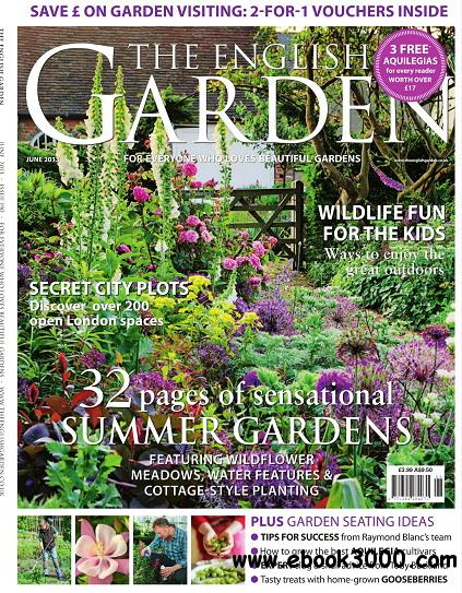 The English Garden Magazine June 2013 free download