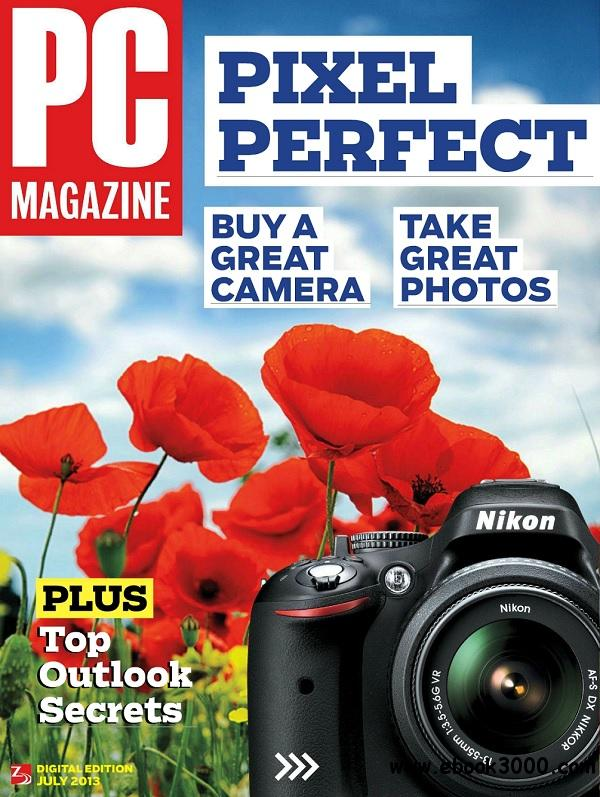 PC magazine - July 2013 / USA free download