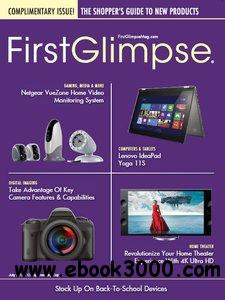 First Glimpse - July 2013 free download
