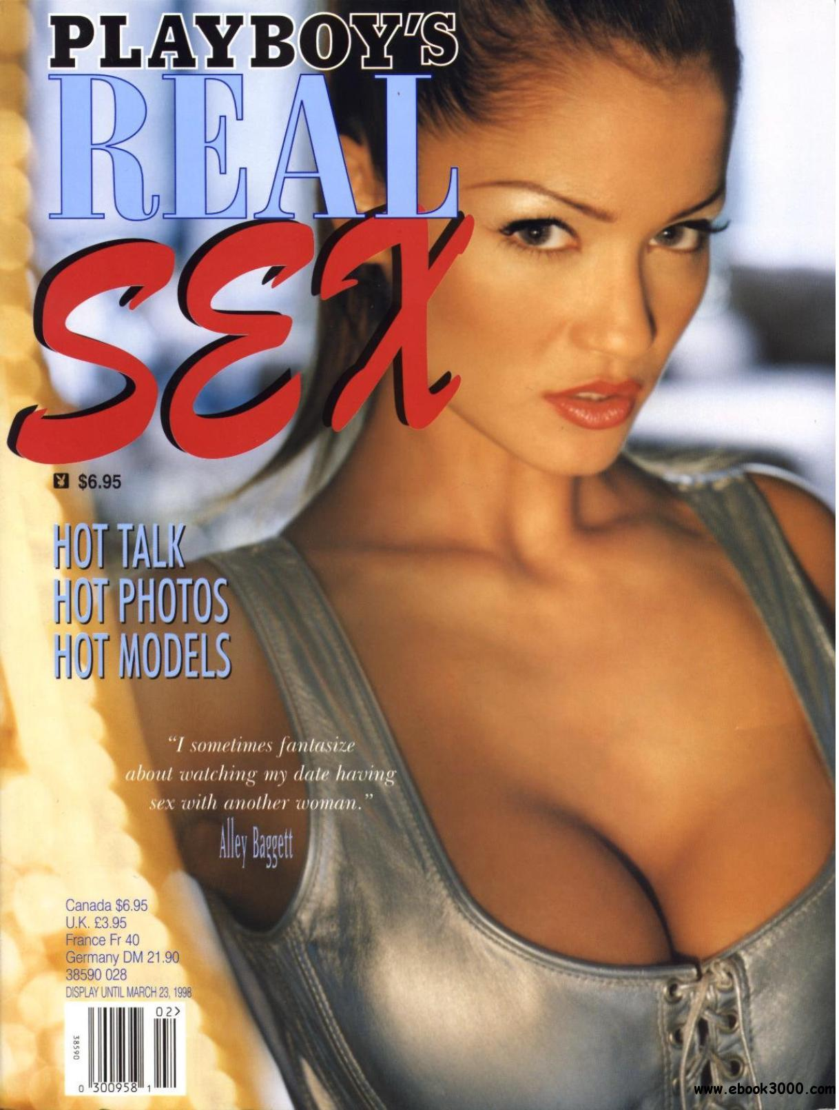 Playboy's Real Sex 1998 free download