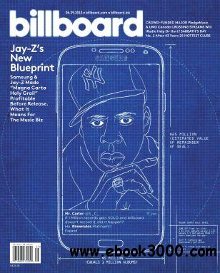 Billboard Magazine - 29 June 2013 free download