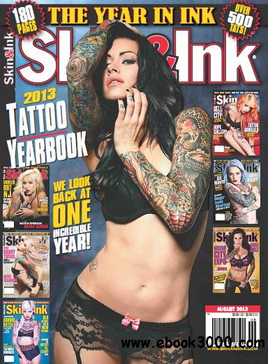 Skin & Ink Magazine August 2013 free download