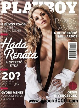 Playboy's Magazine - April 2013 free download