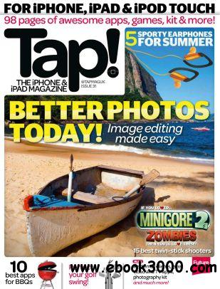 Tap! The iPhone and iPad Magazine - July 2013 free download