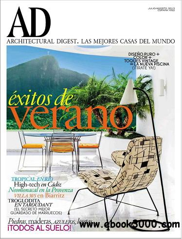 AD (Spain) - Julio/Agosto 2013 free download