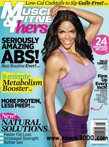 Muscle & Fitness Hers - July August 2013 free download