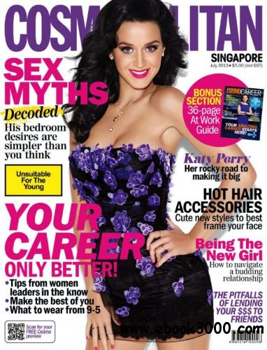 Cosmopolitan Singapore - July 2013 free download