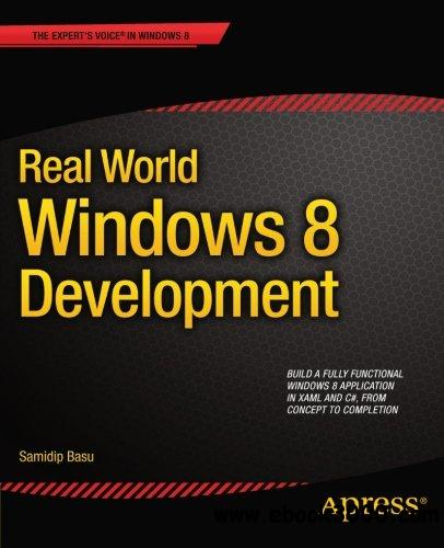 Real World Windows 8 Development free download