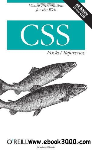 CSS Pocket Reference, 4th Edition free download