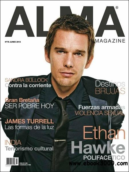 Alma - Junio 2013 free download