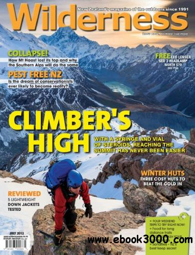 Wilderness - July 2013 free download