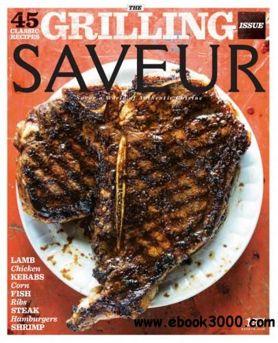 Saveur - June July 2013 free download