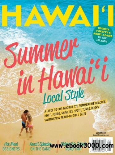 HAWAII Magazine - July August 2013 free download