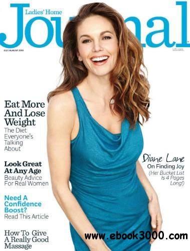 Ladies' Home Journal - July August 2013 free download