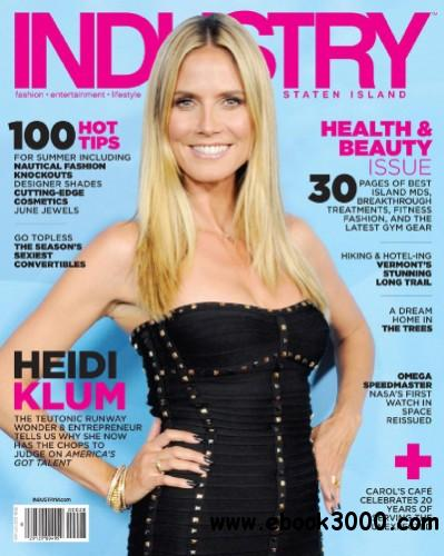 Industry - May June 2013 free download