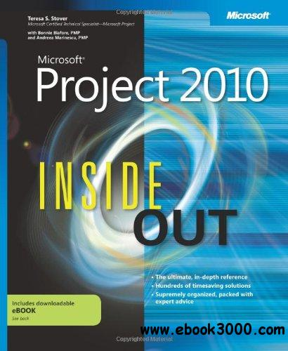 Microsoft Project 2010 Inside Out free download