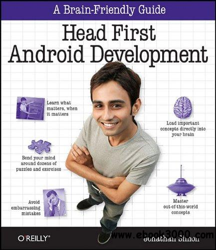 Head First Android Development free download
