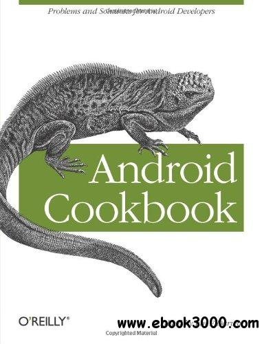 Android Cookbook free download