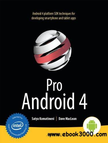 Pro Android 4 free download