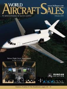 World Aircraft Sales Magazine February 2013 free download