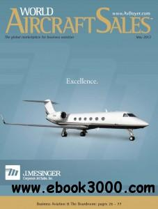 World Aircraft Sales Magazine May 2013 free download