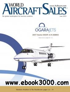 World Aircraft Sales Magazine June 2013 free download