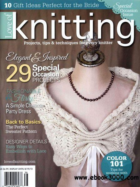 Love of Knitting - Special 2013 free download