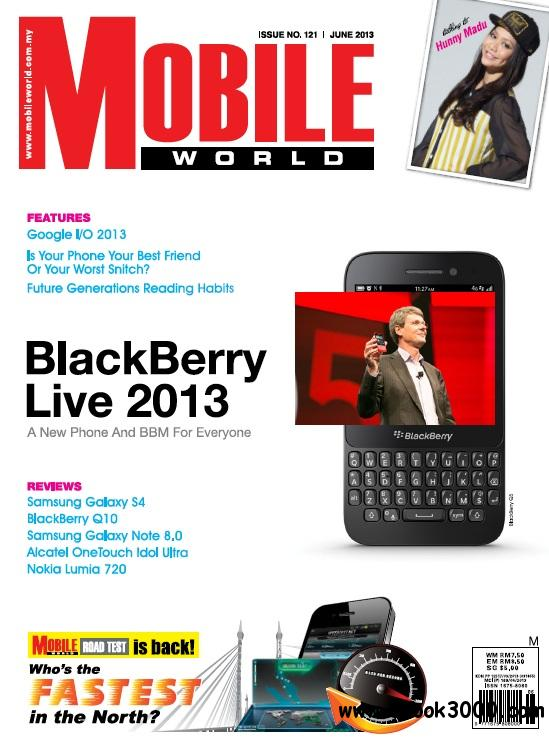 Mobile World Magazine - June 2013 free download