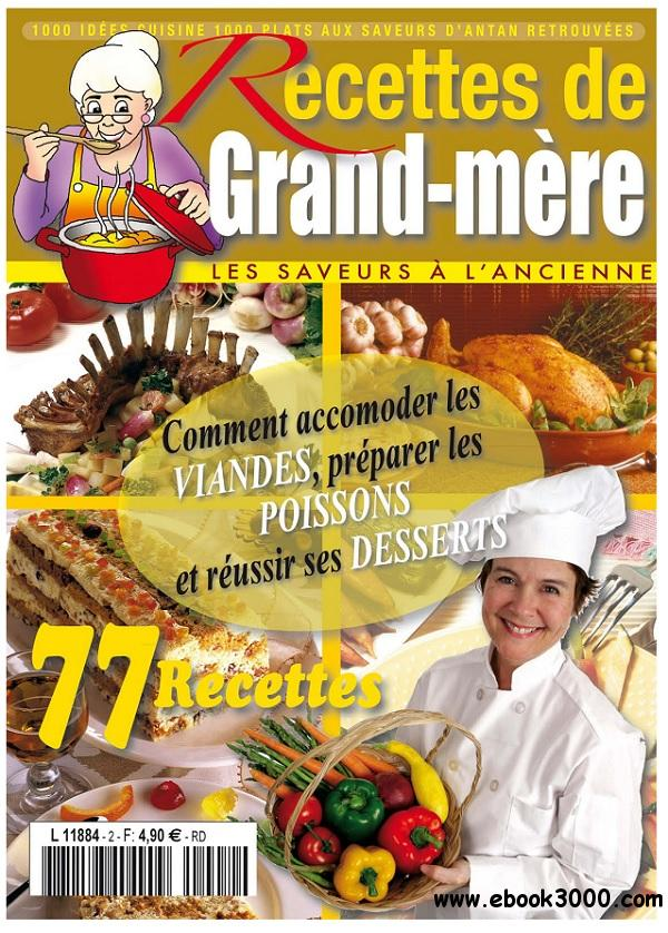 Recettes de Grand-mere No.2 - 2013 free download