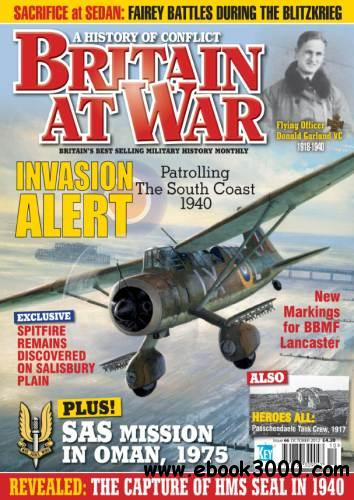 Britain at War Magazine - Issue 66 (October 2012) free download