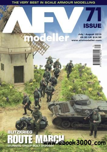 AFV Modeller - Issue 71 (July/August 2013) free download