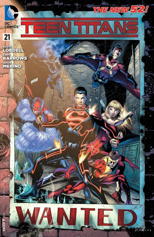 Teen Titans 21 (2013) free download