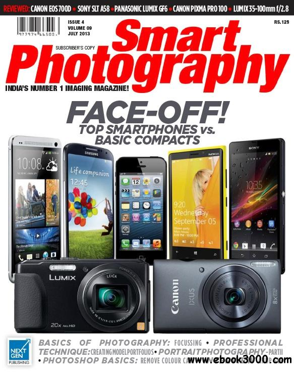 Smart Photography - July 2013 free download