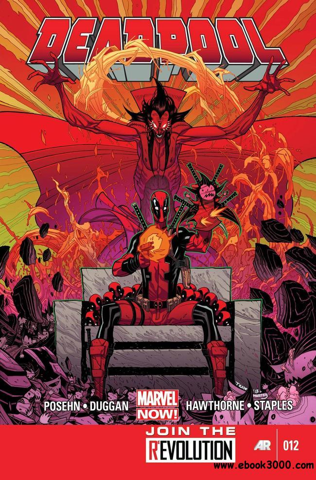 Deadpool 012 (2013) free download